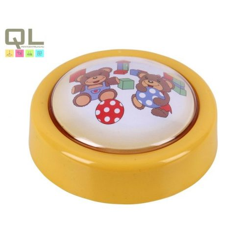Rábalux gyermeklámpa 4710 - Sweet push light, 2xAA 1,5V elem nem tartozék !!! kifutott termék, már nem rendelhető !!!
