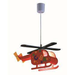 Rábalux gyermeklámpa 4717 - Helicopter, függeszték, L36cm