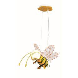 Rábalux gyermeklámpa 4718 - Bee, függeszték, L20cm