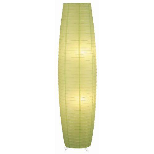 4721 - Myra, rizspapír alló lámpa, H130cm      !!! kifutott termék, már nem rendelhető !!!