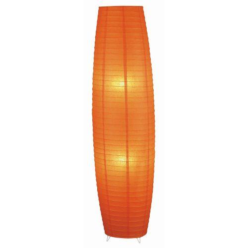 4722 - Myra, rizspapír alló lámpa, H130cm      !!! kifutott termék, már nem rendelhető !!!