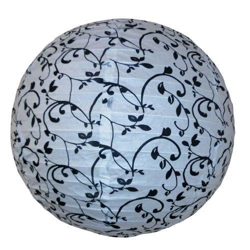 Rábalux függeszték 4726 - Blossom mintás rizspapír lámpaernyő  !!! kifutott termék, már nem rendelhető !!!