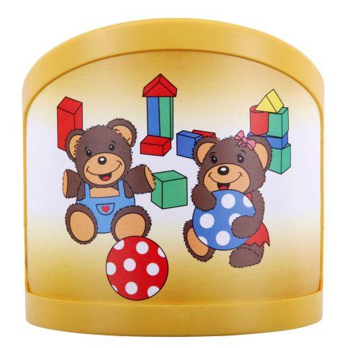 Rábalux gyermeklámpa 4760 - Sweet night Light, 3x AAA 1,5V elem nem tartozék !!! kifutott termék, már nem rendelhető !!!