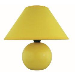 4905 - Ariel, asztali lámpa Sárga