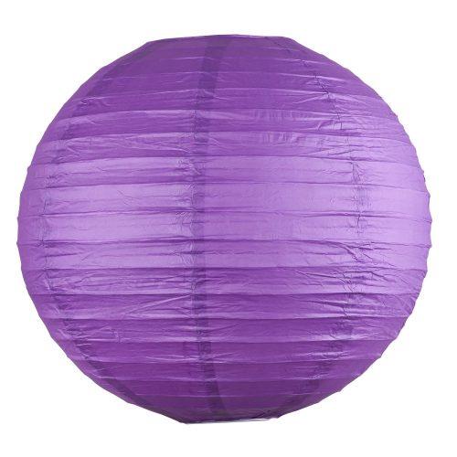 Rábalux függeszték 4908 - Rice rizspapír lámpaernyő lila D40cm !!! kifutott termék, már nem rendelhető !!!