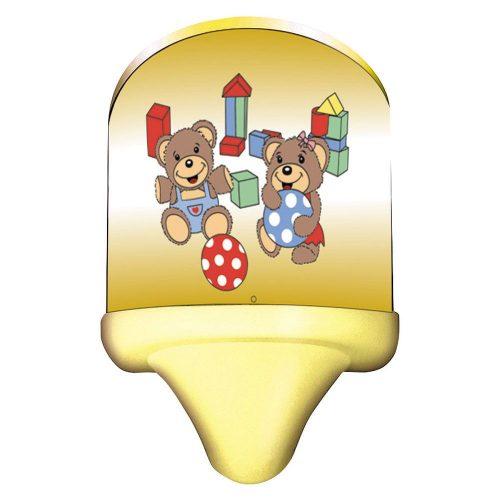 Rábalux gyermeklámpa 4960 - Sweet wall light, fali lámpa      !!! kifutott termék, már nem rendelhető !!!