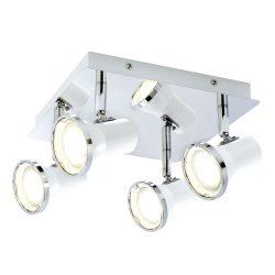 Rábalux Steve Fürdőszobai lámpa GU10 4x MAX 15W 5500