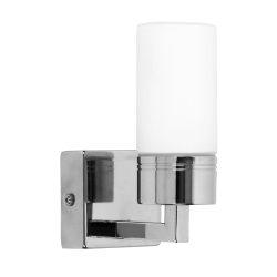 Rábalux fürdőszoba lámpa 5851 - Lexo furdoszobai G9 40W IP44 krom