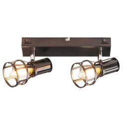 Aria, indusztriális stílusú szpot lámpa 5959
