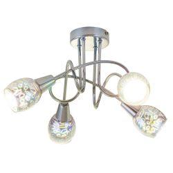 Rábalux mennyezeti lámpa Porto 6010