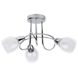 6081 - Dave mennyezeti lámpa, 3*E14/40W, króm
