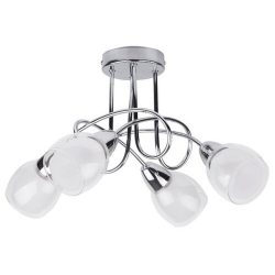 6083 - Dave mennyezeti lámpa, 4*E14/40W, króm