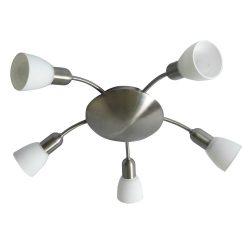 6305 - Soma, mennyezeti lámpa, 5 ágú