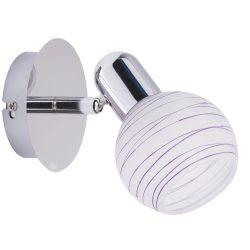 Aurel lilac 6365 Spot lámpa
