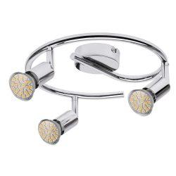 Rábalux Norton LED Spotlámpa GU10 3x MAX 50W 6989