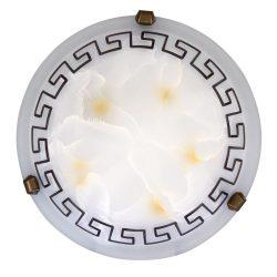 7648 - Etrusco, mennyezeti lámpa, D30cm