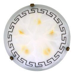 7649 - Etrusco, mennyezeti lámpa, D40cm