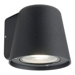 Rábalux Mandal, kültéri fali lámpa,GU10 1X35W,fekete 7959