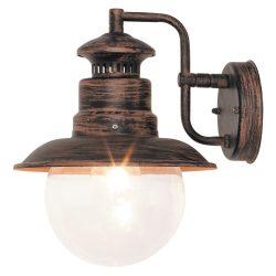 Rábalux Odessa Kültéri fali lámpa E27 1x MAX 60W 8163