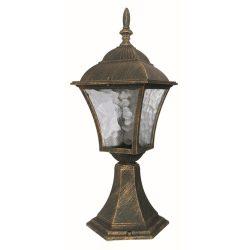 Rábalux fali lámpa 8393 - Toscana, kültéri talpas, H43cm