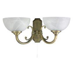 Rábalux Marlene Fali lámpa E14 2x MAX 40W 8542
