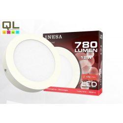 LED PANEL 12W meleg fehér 780lm 172mm IP20 60367