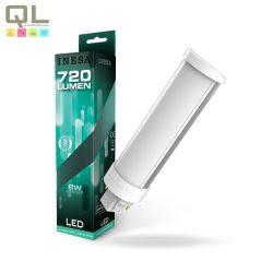 G24D LED 8W 4000K 60405