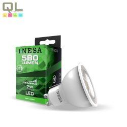INESA GU10 LED Spot Dimmelhető 7W 6500K 38° 60484