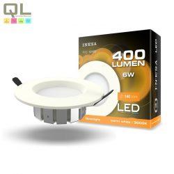 LED mélysugárzó 6W 3000K 90° 60485