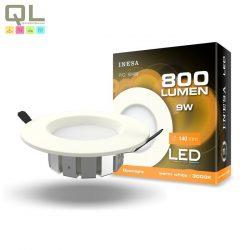 LED mélysugárzó 9W 3000K 90° 60488