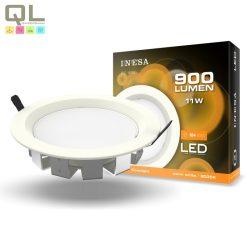 LED mélysugárzó 11W 3000K 95° 60491