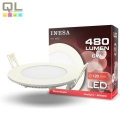LED PANEL 120mm 6W 6000K 60537