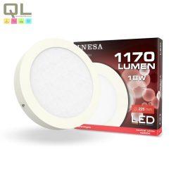 LED mennyezeti lámpa 18W 4000K 60551