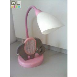 GABELIZ gyermeklámpa ELEFÁNT asztali lámpa 1111/PINK