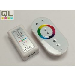 RGB vezérlő, érintős távirányítóval LLSZVRADIO216WERKOD