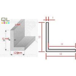 LED PROFIL L profil 1m LLLSZASIN1ML12X12X1MM