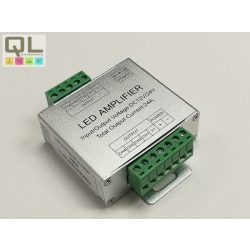 jelerősítő LED szalaghoz 12V-24V 3x8A 12VDC (288W) LLJELSZRGBW288W