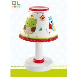 DALBER gyermeklámpa 21391 BUHOS asztali lámpa