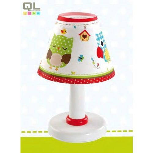 DALBER gyermeklámpa 21391 BUHOS asztali lámpa     !!! kifutott termék, már nem rendelhető !!!