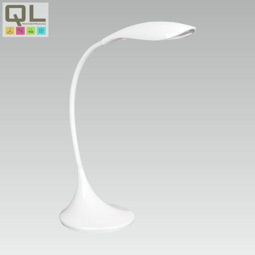 SWAN asztali lámpatest Fehér LED-es 63110     !!! UTOLSÓ DARABOK !!!
