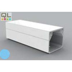 csatorna 17x17 műanyag fehér ragasztószalaggal LHD17X17-P2