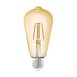 LED Fényforrás borostyán sárga LED 11521