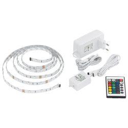 LED STRIPES-FLEX LED szalag fehér LED-RGB 13532