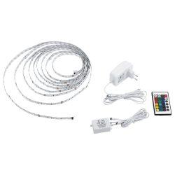 LED fénysor LED szalag fehér LED-RGB 13533
