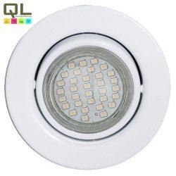 Beépíthető Süllyesztett, beépíthető lámpa fehér LED 13584