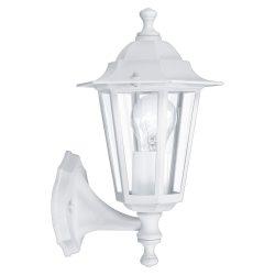LATERNA 5 Kültéri fali lámpa fehér E27 22463