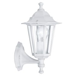 EGLO LATERNA 5 Kültéri fali lámpa fehér E27 22463