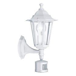 LATERNA 5 Kültéri fali lámpa fehér E27 22464