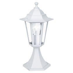 EGLO LATERNA 5 Kültéri állólámpa fehér E27 22466