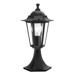 LATERNA 4 Kültéri állólámpa fekete E27 22472